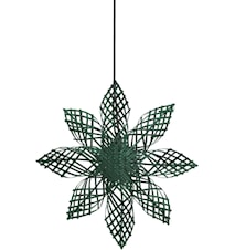 Anna Star Grön 45cm