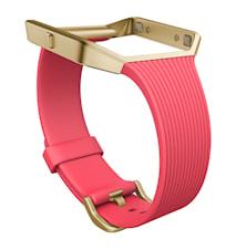 Blaze Slim Armband Pink Large