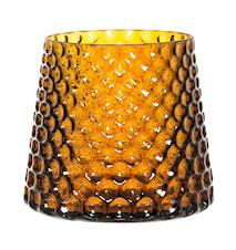 Krukke Brun Glass 14,5 cm