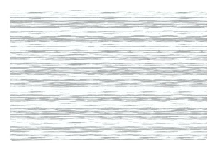 Tablett Vit/Grå Randig 44x28,5 cm