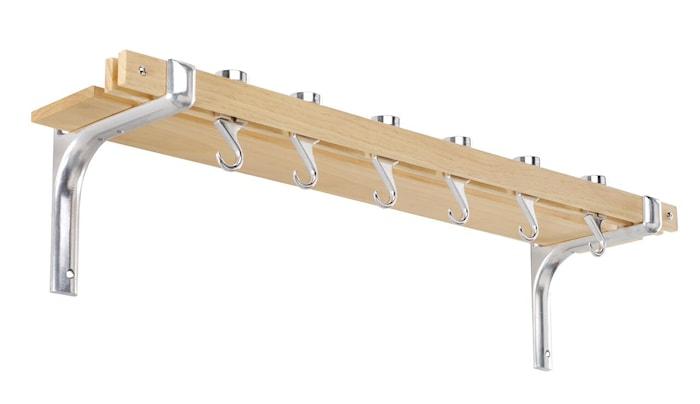 Hahn vegghylle 90,5x20x,5x5 cm Tre