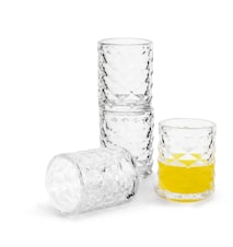 Club shotglass 4-pakk