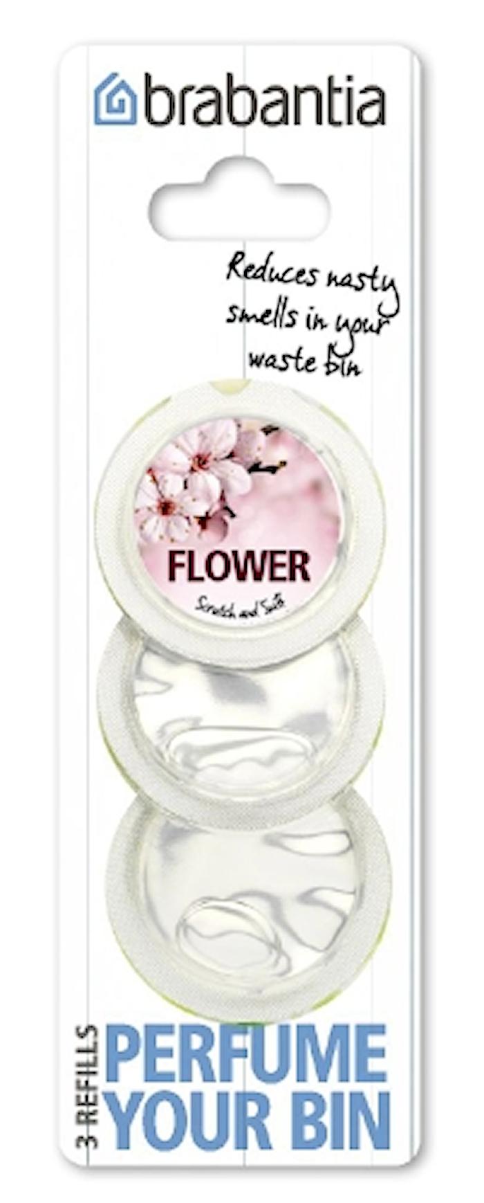 Perfume Your Bin täyttöpaketti (3 kapselia) kukkaistuoksu