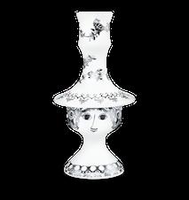 Rosalinde Ljusstake silver H17