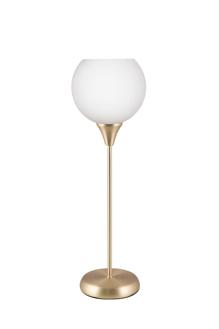 Bordslampa Bowl Vit