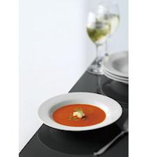 Café Suppeskål 22 cm 4-pakk