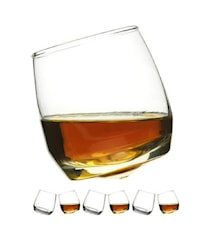Whiskeyglas 6-pack