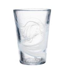 Mine Hvid Vase 19 cm