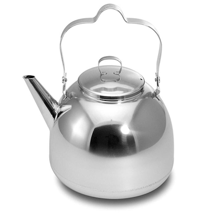 Kaffepanne for leirbål 1,5L