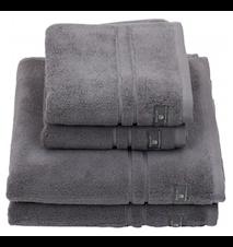 Premium Terry Ansiktshåndkle 30X50 Stone Grey