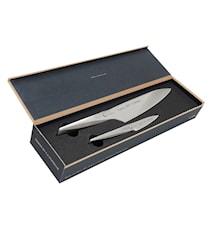 Knivset (P9 skalkniv och P18 kockkniv)