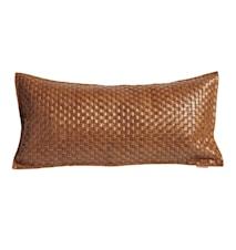Mocca knitted kuddfodral – Inkl. innerkudde