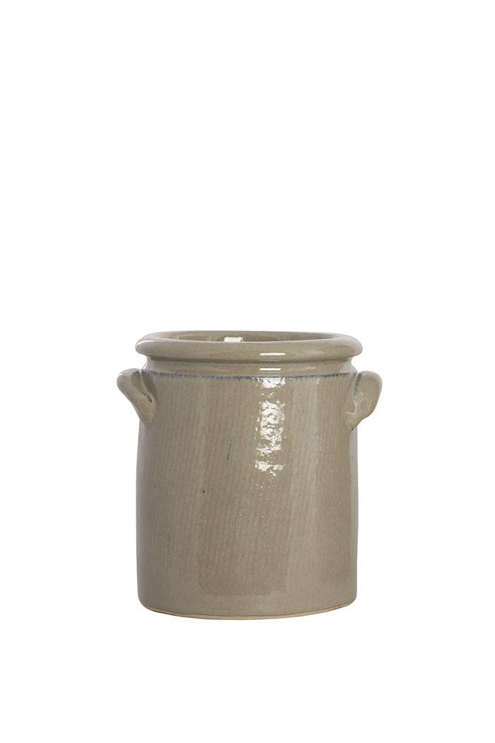 Blomkruka Pottery 15cm Sand