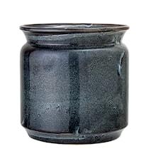 Blomkruka Stone Blue Ø17,5 cm