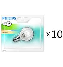 Philips Halogen Klot E14 28W (35W)10st