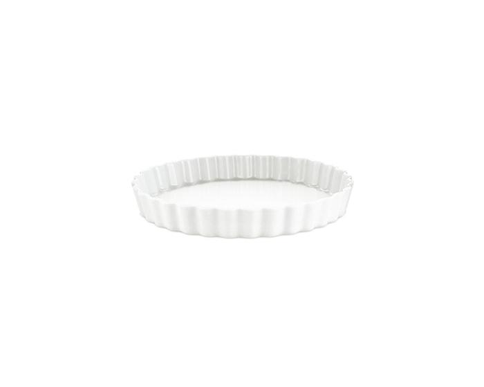 Paiform nr. 1 hvit, Ø 11 cm