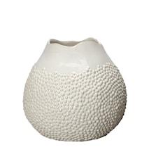 Freckle Krukke Hvit 26,5 cm