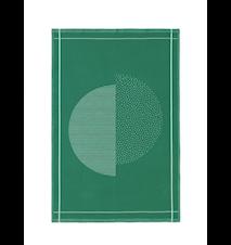 Illusion Kökshandduk Grön