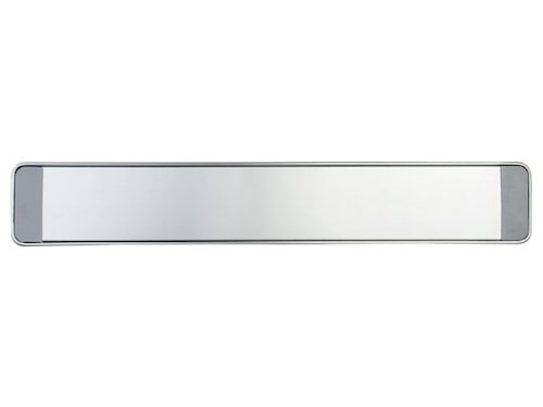 Magnetlist 31cm, slät rostfri