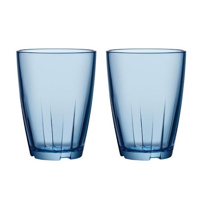 Bruk Sininen Juomalasi Iso