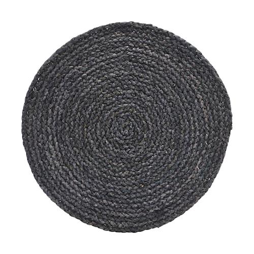 Bordstablett Circle 4 st - Grå/blå
