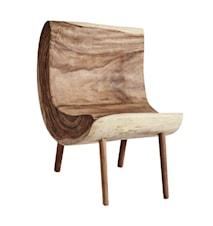 Krisna Lounge stol Suar 60x80x60 cm