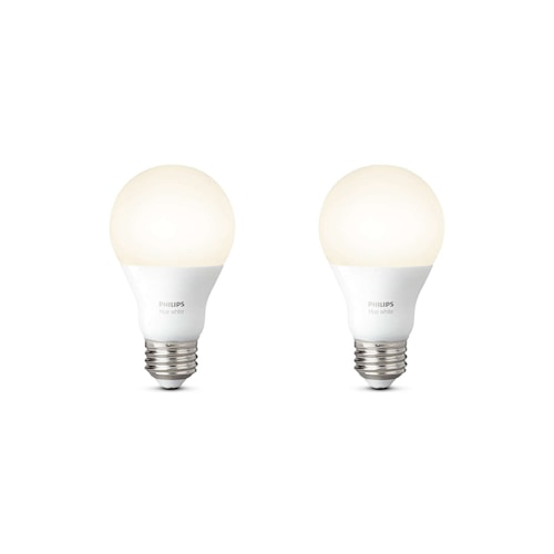 Hue White A60 E27 LED-lampa 2p