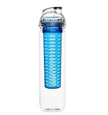 Fresh flaske med fruktrom blå