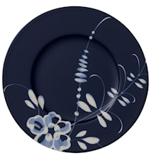 Old Lux. Brin. Bread&butter plate blue