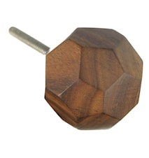 Greb Ø 3,5 cm - Natur/træ