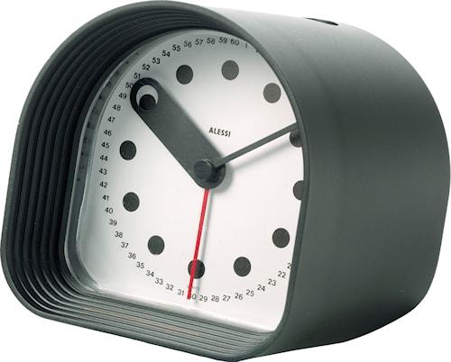 Klokke Optic Svart