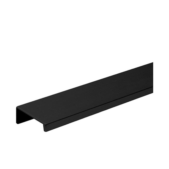 Handtag Slim 4025 Svart - 23,2 cm