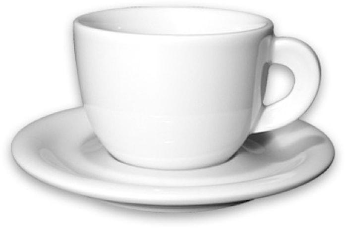 Edex cappuccinokopp med fat