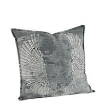 Grey Wings Kuddfodral 50x50