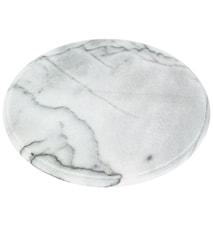 Ostebrikke i marmor 30 cm