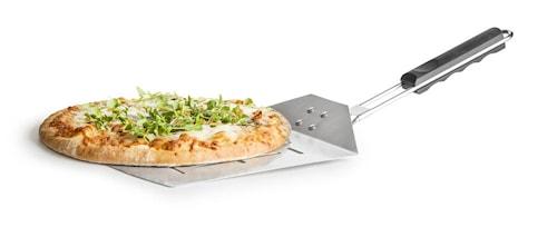 BBQ Pizza & Fiske spatel