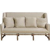Mayfair Sofa Linen Sand