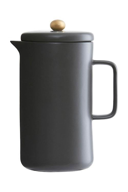 Kaffekanna Pot Ø 10x120 cm - Mörkgrå