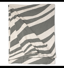 Pläd Zebra 130x170 cm