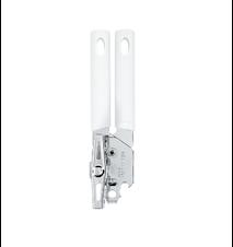 Boksåpner Classic, med metallhåndtak Hvit