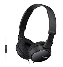 Headset MDR EX110AP Sort