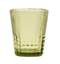 Drikkeglas col. green