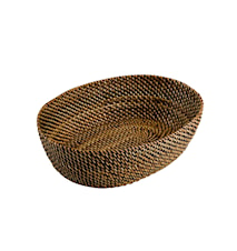 Bread basket oval 29,5x23cm
