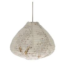 Taglampe Kirsebærtræ/Hvid 50 cm