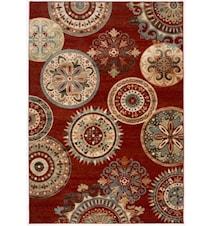 Molde matta – Röd