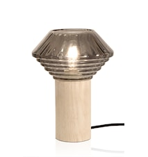Bordslampa Edge Rök