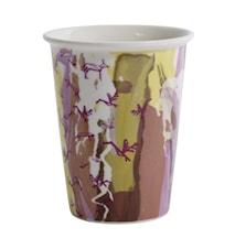 ART mug, rose, S