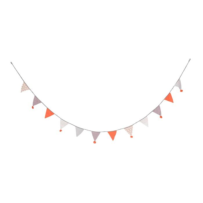 Flaggirlang 3m - Orange