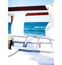 Påslakan Newport Key West