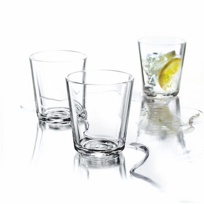 Dricksglas 25cl 6 st